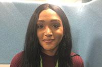 Latoya shares her volunteer journey