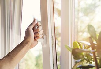 Image: Opening window