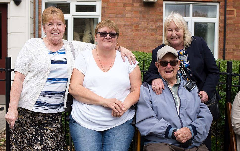 Independent living for older people